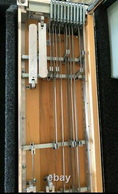 Carter Pedal Steel Guitar 10 String Bud Carter Very Good Condition