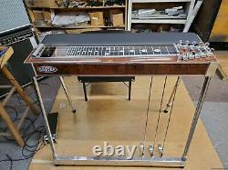 Carter Pro SD10 3X5 Pedal Steel Guitar with Hard Case! ExCond
