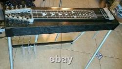 Carter Starter 3X4 Pedal Steel Guitar PACKAGE withSoft Case, Nashville Amp & More