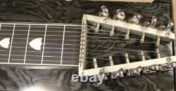 Carter Starter 3X4 Pedal Steel Guitar With Padded Case