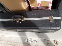 Carter Starter 3X4 Pedal Steel Guitar with case, picks and bar