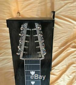 Carter Starter S10 3X4 Pedal Steel Guitar withHard Case