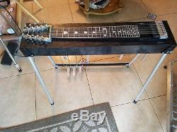 Carter Starter S10 3x4 Standard Emmons E9 Pedal Steel Guitar