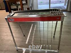 Carter sd 10 pedal steel guitar