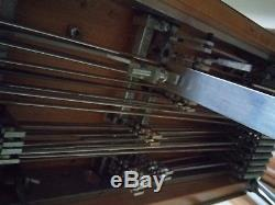 Carter universal pedal steel guitar. Excellent condition