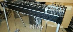 CarterStarter S10 3X4 Pedal Steel Guitar with Soft Case! Very Good Cond