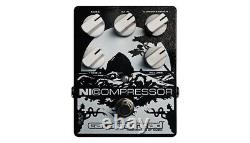 Catalinbread NiCompressor Analog FET Compressor Guitar Effect Pedal Brand New