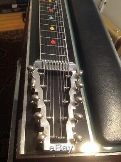 Cherokee Pedal Steel Guitar, 10 string