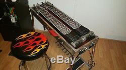 DEKLEY Dbl 10 pedal steel guitar