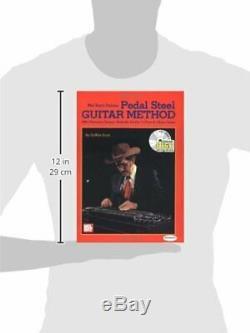 DELUXE PEDAL STEEL GUITAR METHOD By Scott Dewitt