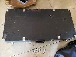 Dekley D10 8X4 Pedal Steel Guitar and Case for Restoration or DIY parts