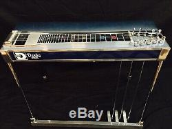 Derby SD-10 Pedal Steel Guitar