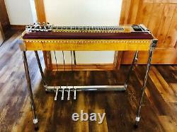 Desert Rose Vintage Pro SE9 10 string Pedal Steel Guitar