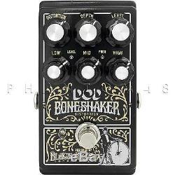 DigiTech DOD Boneshaker Hi-Gain Metal Guitar Effets Distortion Pedal Brand NEW