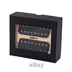 Double Pickup Set ALNICO 5 Neck Bridge Pickup for Pedal Steel Guitar