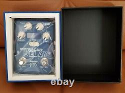 EBS ReTracer Delay Workstation Guitar Effects Pedal brand new in box