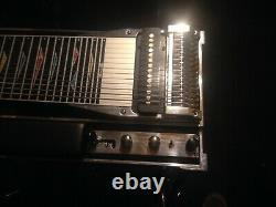 EXCEL S14 B6th UNIVERSAL 9 pedals 7 knees PEDAL STEEL GUITAR
