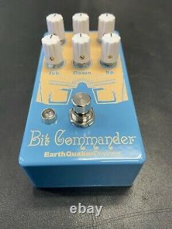 EarthQuaker Devices Bit Commander Custom Color Synth Edition pedal Brand New