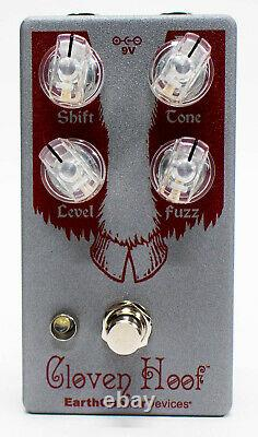 EarthQuaker Devices Cloven Hoof V2 Fuzz Grinder Guitar Effects Pedal Brand New