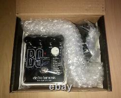 Electro-Harmonix B9 Modulation Guitar Effect Pedal Brand New Set In Box