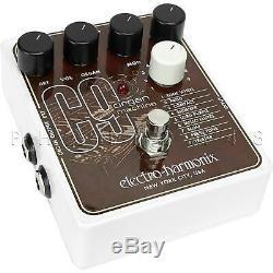 Electro-Harmonix C9 Organ Machine Keyboard Guitar Synth Effects Pedal Brand NEW