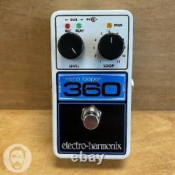 Electro-Harmonix Nano Looper 360 Guitar Looper Pedal (Brand New) Free Shipping
