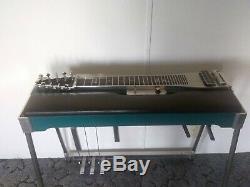 Emmons Legrande III S-10-String Pedal Steel Guitar with Original Case