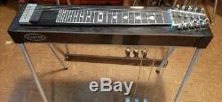 Emmons Pedal Steel Guitar & Carter Starter Pedal Steel Guitar