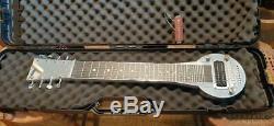 Emmons Pedal Steel Guitar & Innovative Guitar Fry Pan Lap Steel Guitar
