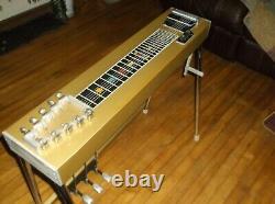 Emmons pedal steel guitar