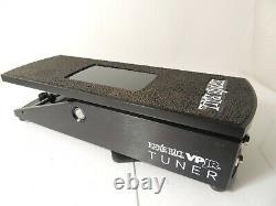Ernie Ball VP Jr. Tuner Volume Pedal BLACK Guitar Steel Free USA Shipping