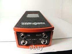 Ernie Ball VP Jr. Tuner Volume Pedal RED Guitar Steel Free USA Shipping