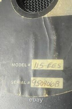 Evans Eclipse Speaker 15 pedal steel guitar