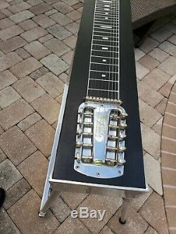 FENDER BY Sho Bud SM10 3X1 Pedal Steel Guitar withCase Excellent Cond