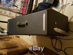 Fender Custom Vibrasonic Pedal Steel Guitar Amp 100 Watt 115 Combo Amp! 1997