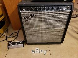 Fender Fender Steel King Amp Guitar, Pedal Steel, Jazz Guitar or Fiddle 115 Amp