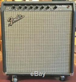 Fender Jazz-King 140-Watt 1x15 Guitar / Pedal Steel Amp Free Shipping w. BIN