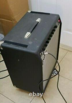 Fender Steel King 115 Pedal Steel Guitar Amp Good Cond