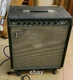 Fender Steel King Pedal Steel Guitar Amp WithFootswitch