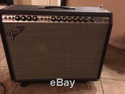 Fender Vibrosonic Reverb Amp Guitar, Pedal Steel, Jazz Guitar or Fiddle 115 Amp