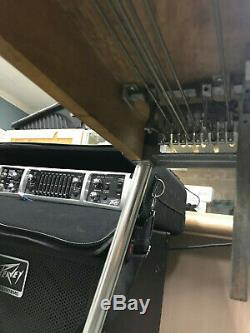 Fender pedal steel guitar 1153 with case