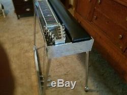 Fesseden SD10 Pedal Steel Guitar Black 3 Floor Pedals, 5 Knee Levers
