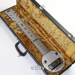 Fuzzy Pedal Steel Guitar Company Jerry Byrd Frypan Steel Guitar With Hard Case
