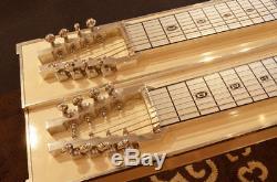 Fuzzy Pedal Steel Guitar Company Jerry Byrd Hawaiian Lap D8 227