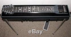 GFI Expo S-10E Pedal Steel Guitar, withGoodrich Volume Pedal, Excellent Condition