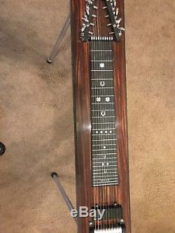 GFI S-10 SM Pedal Steel Guitar 3p, 2k With Case