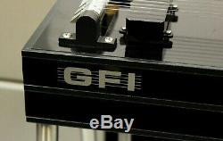 GFI S-10 SM Pedal Steel Guitar withHSC (3 pedals, 4 knee levers), #ISS6968