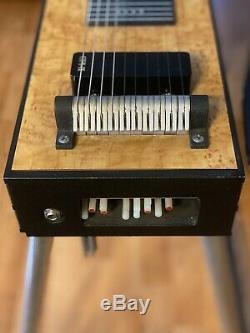 GFI S10 3X3 Pedal Steel Guitar with Case very good condition