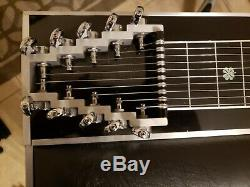 GFI SD10 3X5 Pedal Steel Guitar withCase Excellent Cond