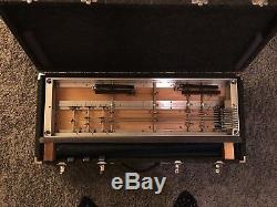 GFI SD10 ULTRA 3X4 Pedal Steel Guitar with Case